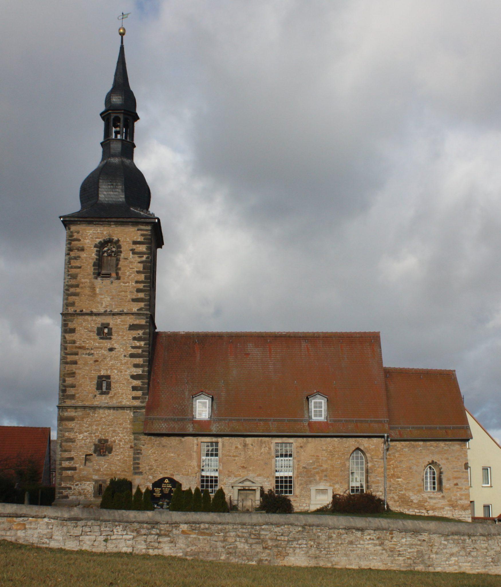 Kirche von Oberreißen