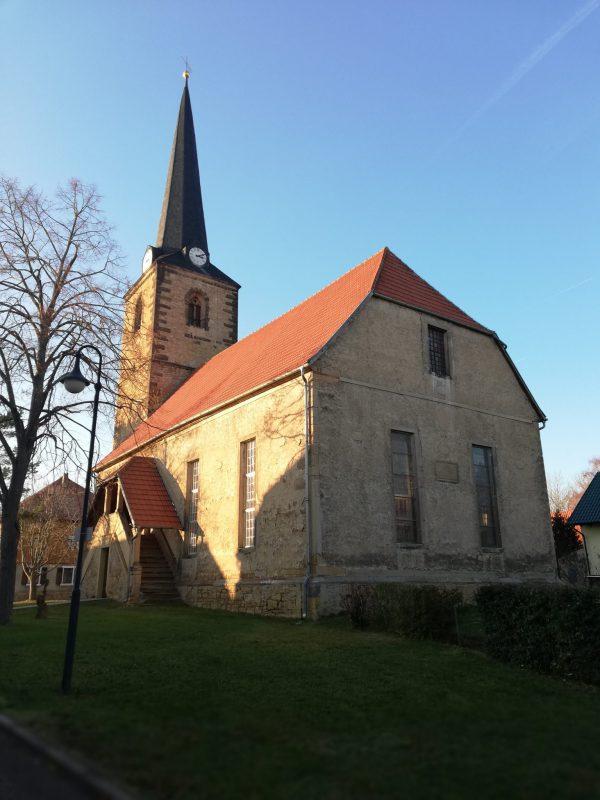 Kirche Rudersdorf