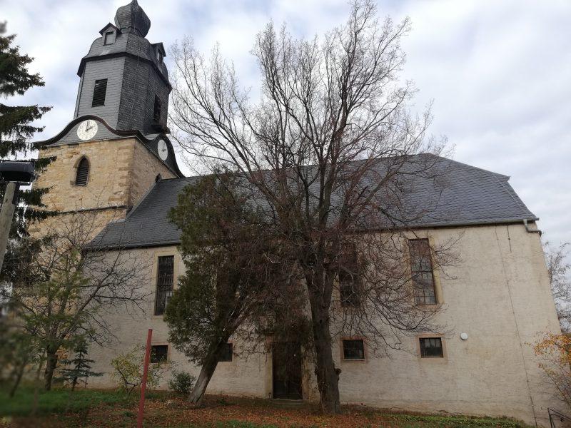 Kirche Willerstedt