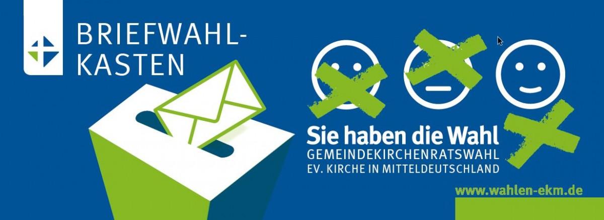 Banner GKR-Wahl