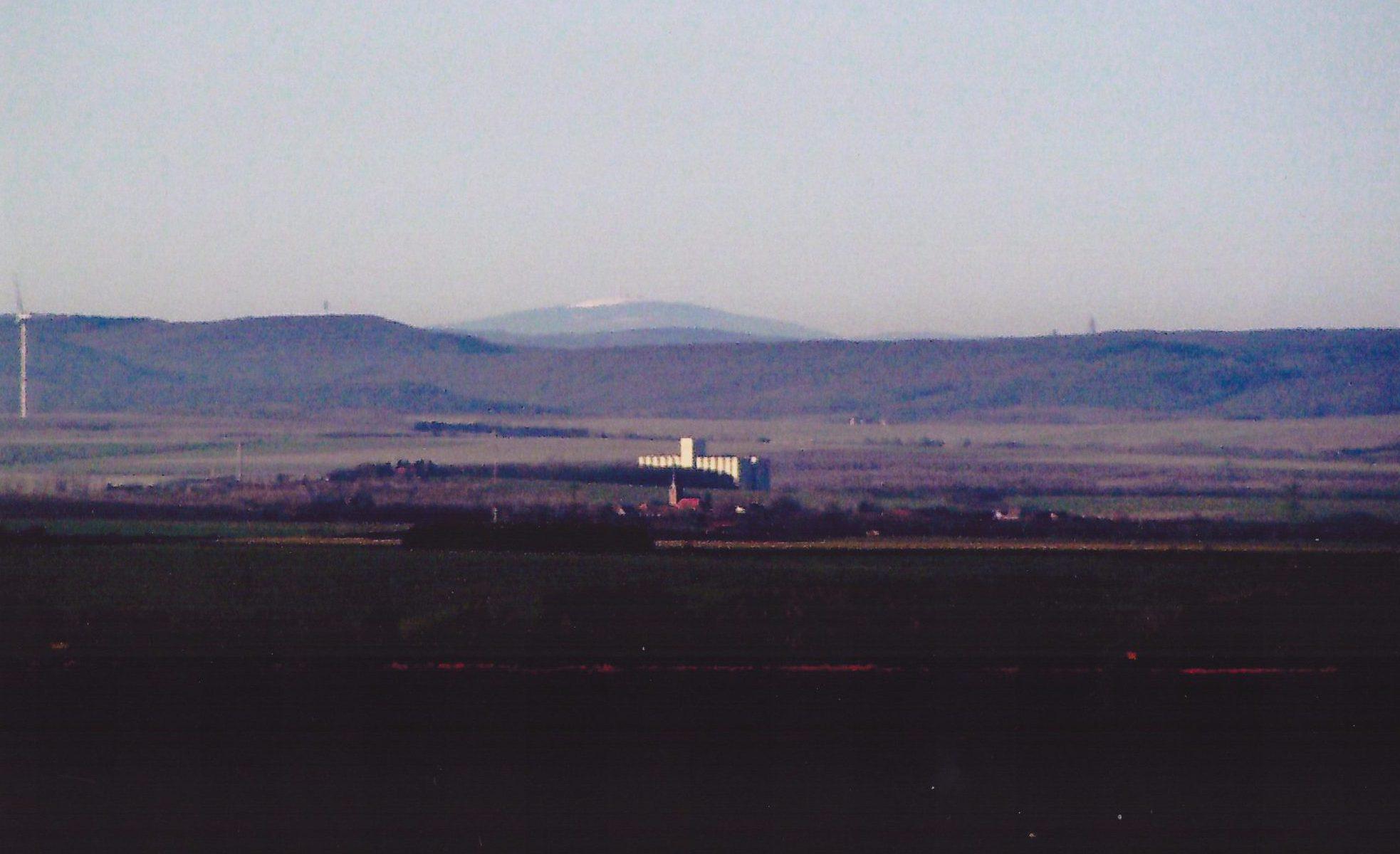 Blick auf Rudersdorf